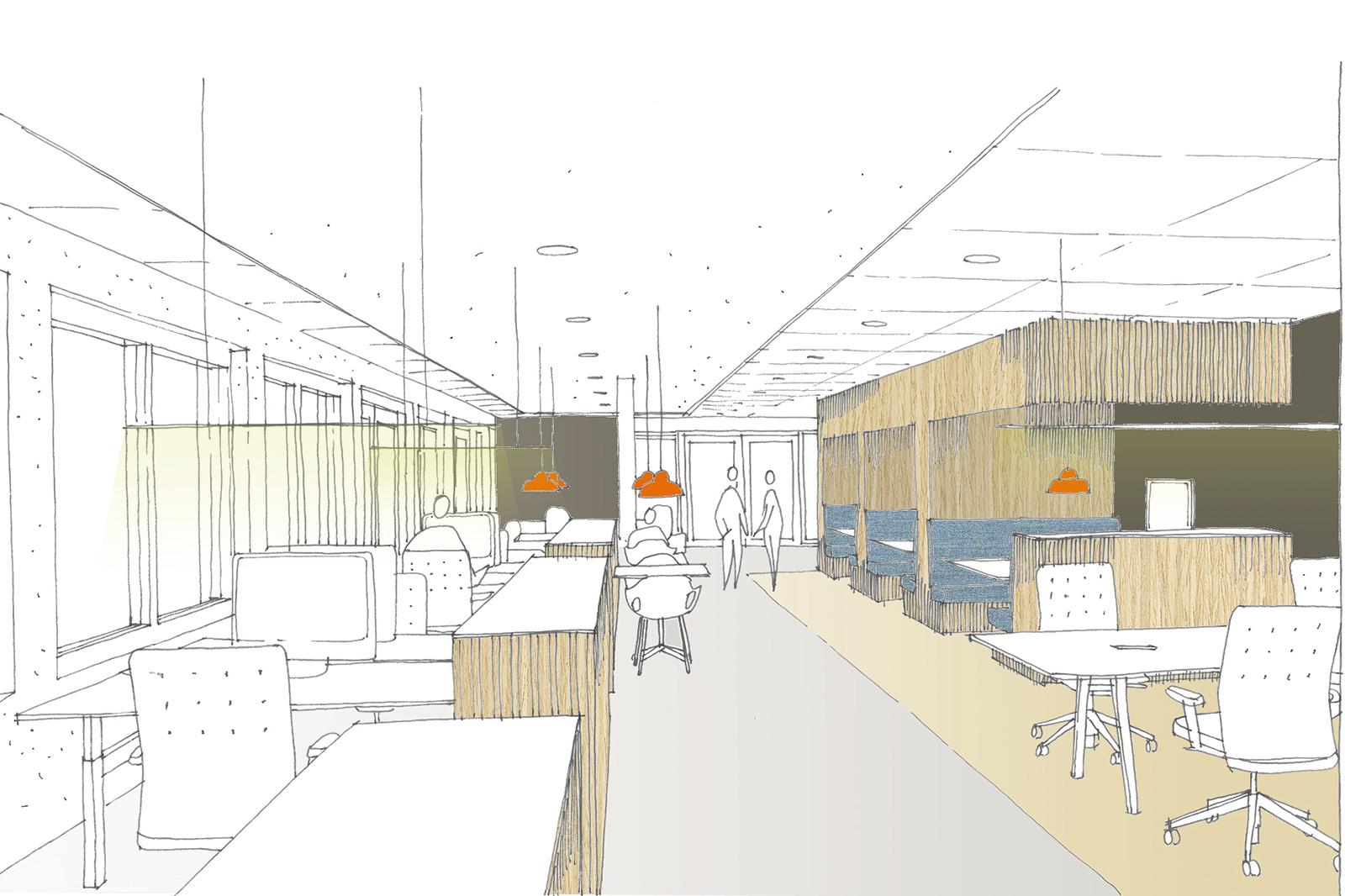StM-Kantoor-De-Binckhorst-schets-werkcafé