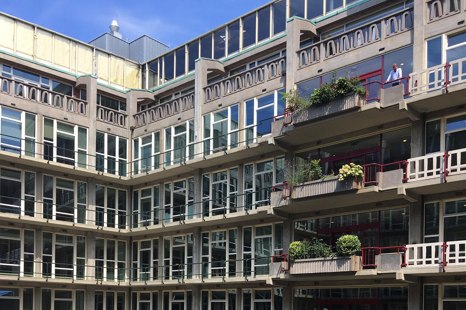 Dorp-Stad-en-Land-gebouw