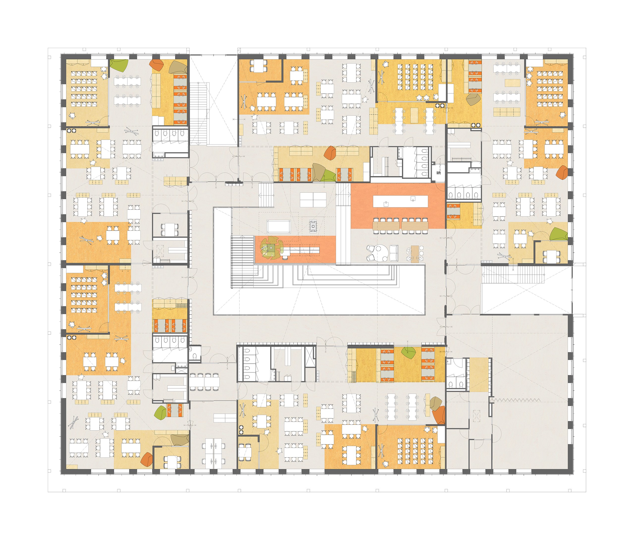 StM-AMA-Kindcentrum-De-Samenstroom-plattegrond-1e-verdieping